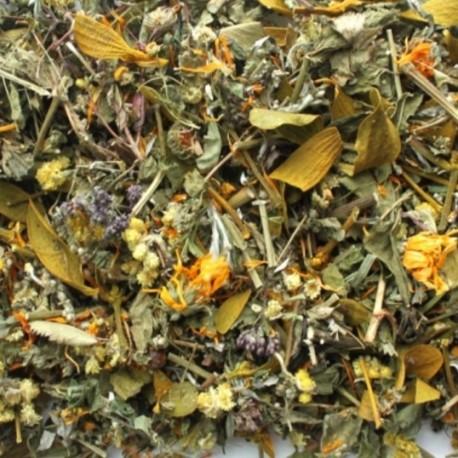 Гинекологический травяной чай «Маточное гнездо». Курс - 21 день.
